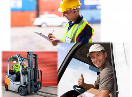 Discover the most wanted jobs in the logistics sector