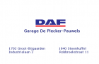 NV Garage De Plecker-Pauwels, 0 Vacatures